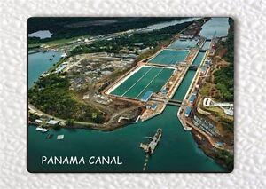 SOUVENIR-FROM-PANAMA-CANAL-FRIDGE-MAGNET-plo9Z