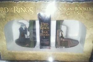Lord Of The Rings Bookends Gift Set No Admittance Except On Party Business