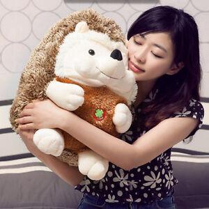 50cm giant big hedgehog plush soft stuffed animals birthday gift toys doll kids ebay. Black Bedroom Furniture Sets. Home Design Ideas
