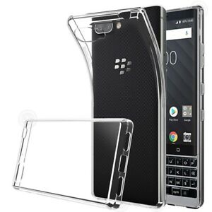 Ultra-thin-Transparent-Crystal-Clear-Case-For-Blackberry-Key-2-Soft-TPU-Cover