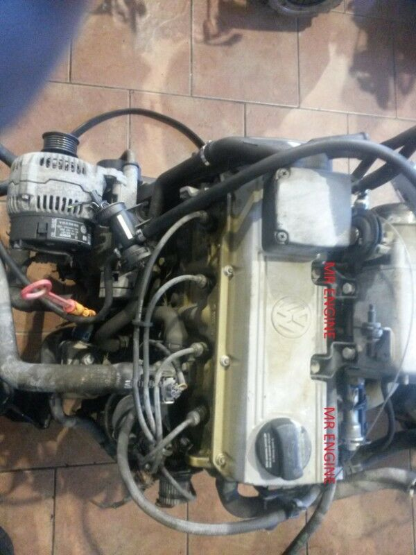 VW GOLF 1 2  3  AGG 2E ENGINES FOR SALE