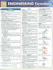Engineering Formulas by BarCharts Inc 9781423223597 Poster 2014
