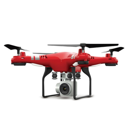 2.4Ghz Altitude Hold HD Camera RC Quadcopter Drone WiFi FPV Hover Headless Mode