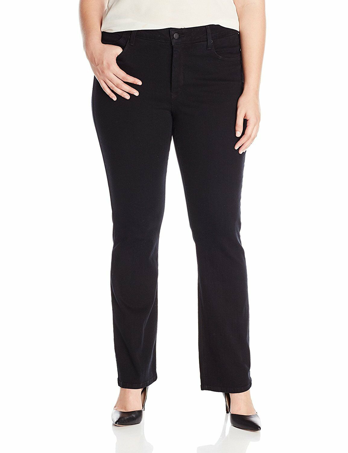 Not Your Daughters Jeans Womens Collection NYDJ Plus-SZ Billie Mini