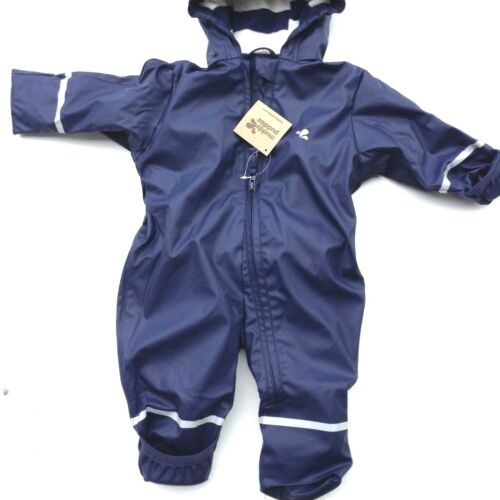 Children/'s splash suit snowsuit by Muddy Puddles just £9.99 reflective stripes