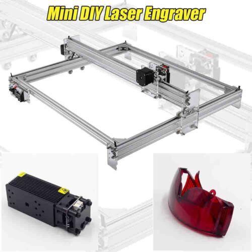 Details about  /Mini DIY Laser Engraver 40x30cm Printing Engraving Machine GRBL 2500mW 5500mWs