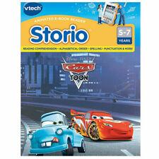 VTech 80-281904  Storio Importado de Alemania Juego did/áctico de Cars 2