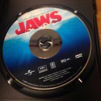 Jaws DVD 2000 Anniversary Collector's Edition Dolby 5.1 Surround Widescreen