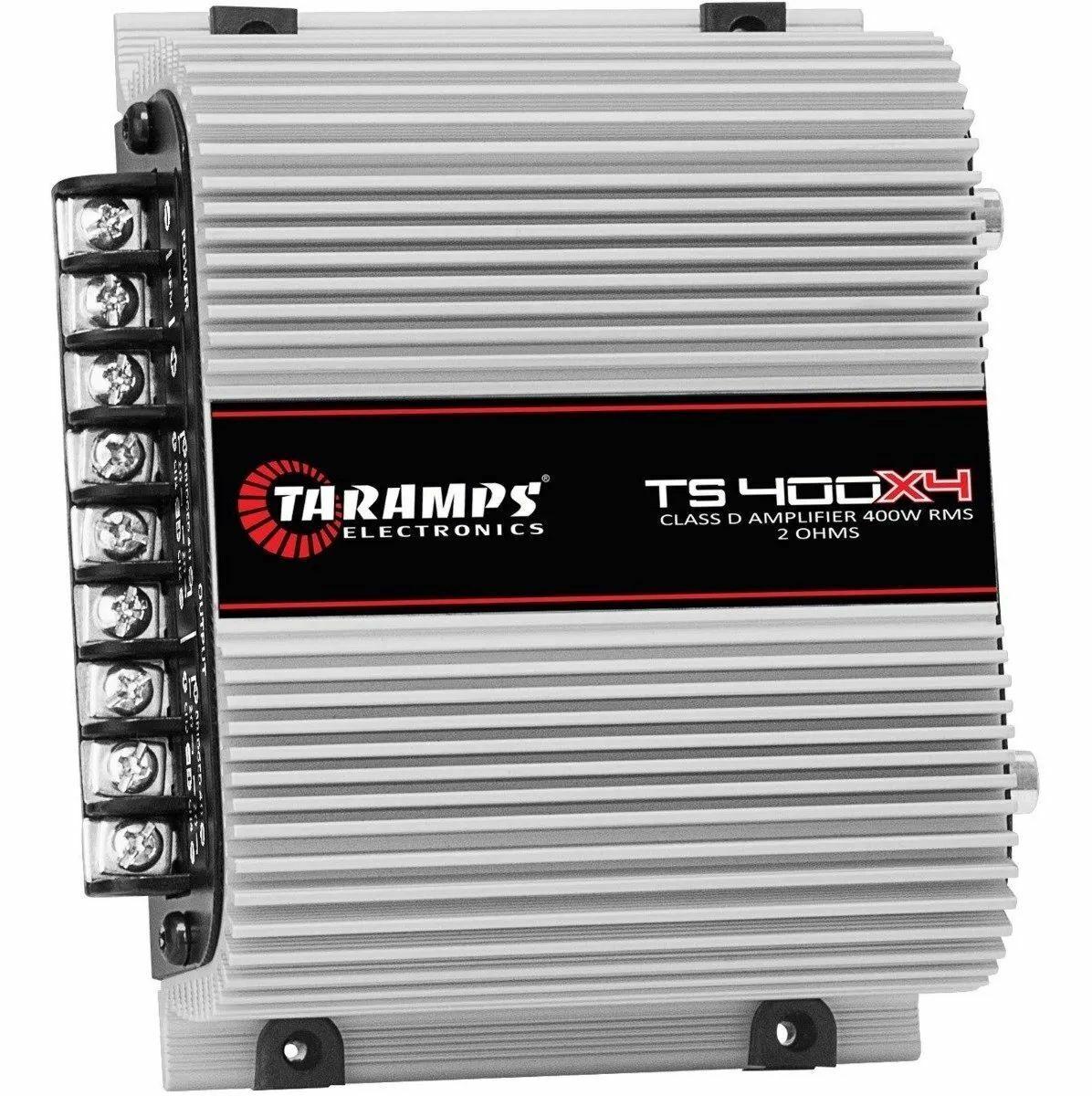 Taramps DS280x4 2 OHMS 4 Channel Amplifier