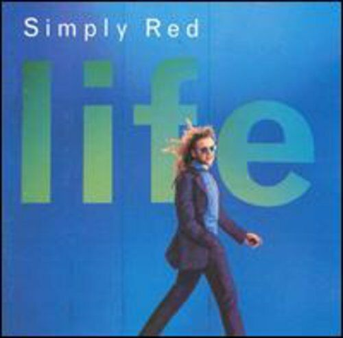 1 of 1 - Simply Red - Life [New CD] Manufactured On Demand
