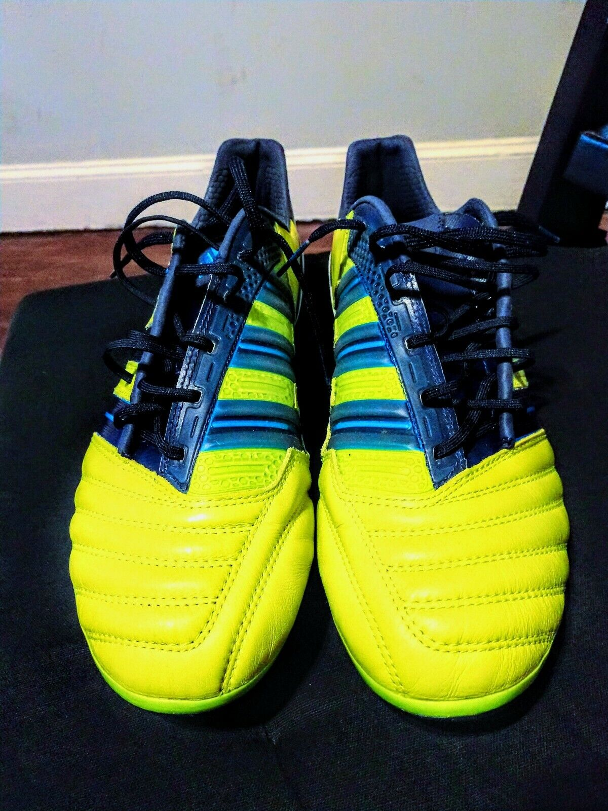 Adidas Adipower Projoator Cuero botas De Fútbol Soccer Cleats van Persie RVP
