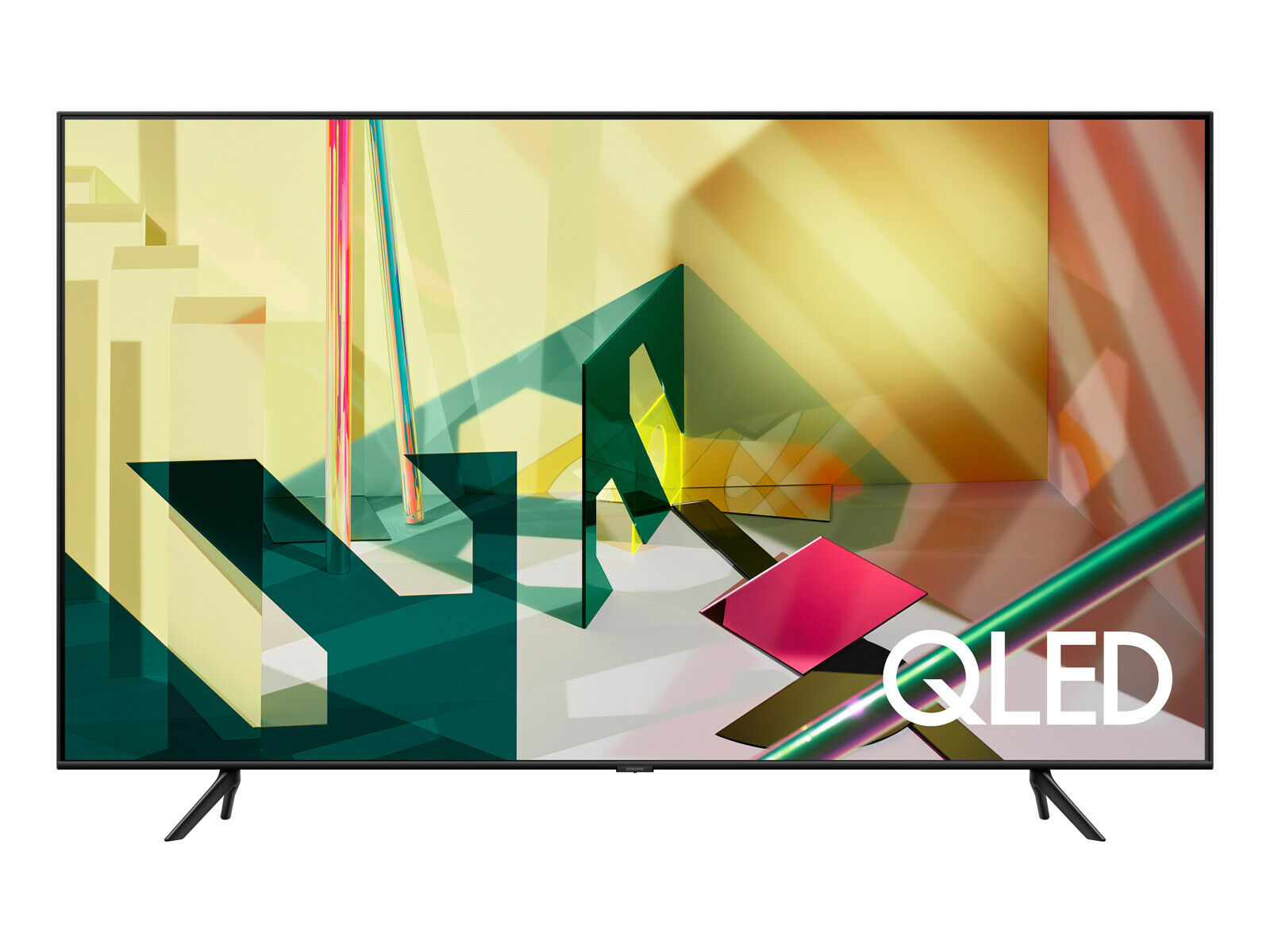 Samsung QN82Q70 QLED 82 Quantum 4K UHD HDR Smart TV . Available Now for 1799.00