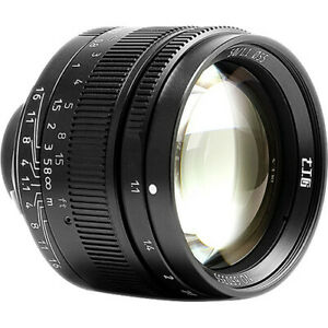 7Artisans-Leica-M-Mount-50mm-f1-1-Lens-New-In-Box-LAST-ONE