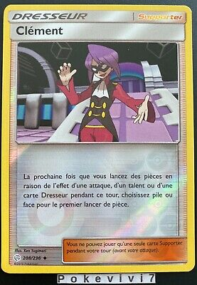 Carte Pokemon ELEKABLE 44//156 Rare REVERSE Soleil et Lune 5 SL5 FR NEUF