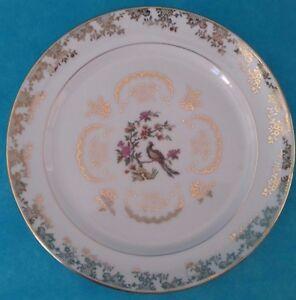 Assiette Plate En Porcelaine FranÇaise De Limoges Ref 292593872562 7fvzbln9-08001222-237715280