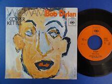 BOB DYLAN WIGWAM cbs Dutch rare p/s 45 EX