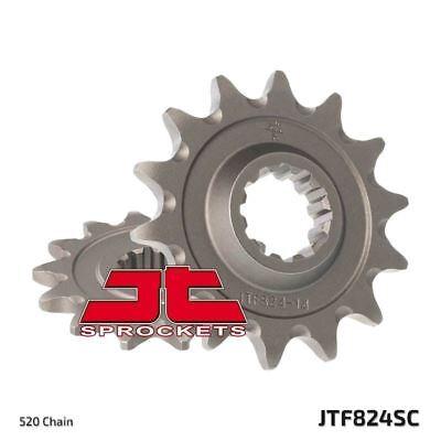 JT Front Sprocket Racing 13T 520 Pitch Husqvarna TE 510 Centennial 2004-2007