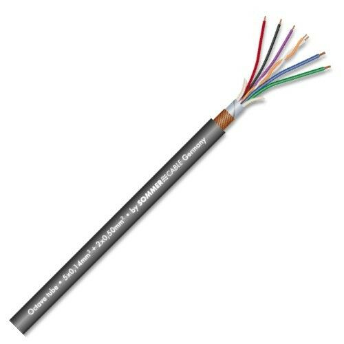 Sommer Octave Tube Valve Microphone Cable