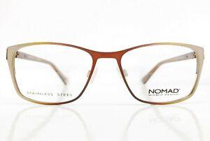 Nomad-2785N-MM031-Brille-Eyeglasses-Frame-Lunettes-Front-133mm