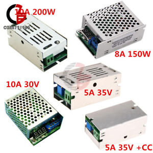 5A-8A-10A-150W-200W-DC-DC-Boost-Buck-Converter-Charger-Step-up-down-Power-Module