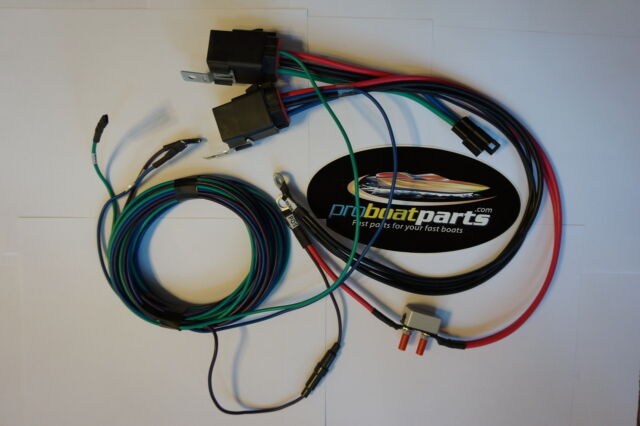 CMC Trim & Tilt Wiring Harness 7014G W Relays Omc Power Lift Wiring Harness on