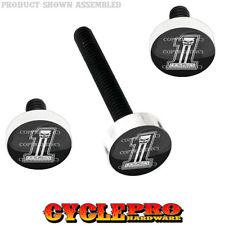 Windshield Bolt Kit for 14-Up Harley Electra & Street USA NO # 1 SKULL - 074