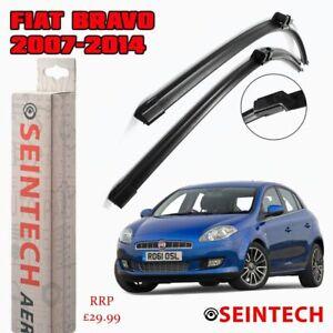 FIAT-BRAVO-MK2-2007-2014-SPECIFIC-FIT-FRONT-WINDSCREEN-WIPER-BLADES-24-034-18-034