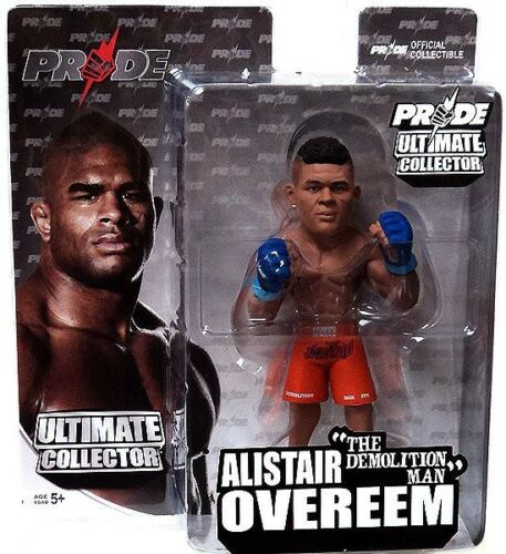 Ultimate Collector Series 10 Alistair Overeem Action Figure [The Demolition Man]