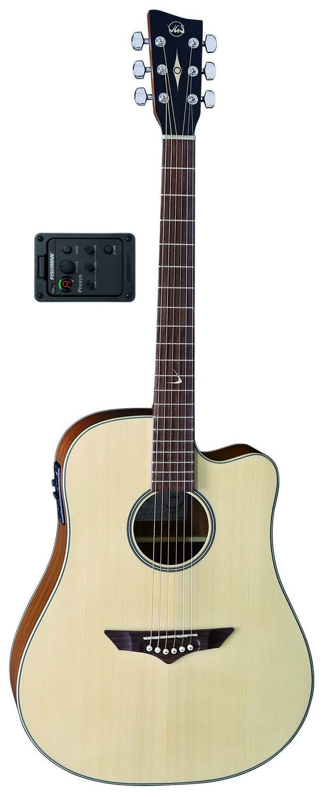 VGS VGS VGS RT-10CE Root - Natural-Satin 188d39