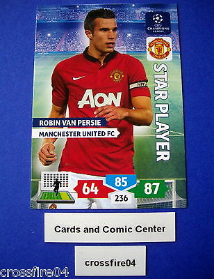 Panini Adrenalyn Champions League 2013 2014 13 14  Star Player aussuchen/ choose
