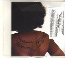 (DT763) Lazy Habits, Memory Banks - ft Baby Sol - 2010 DJ CD