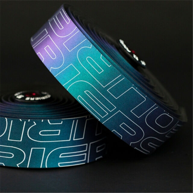 Fouriers Bike Tape 3mm Fixed Gear Road Racing Wrap 3 x 210cm Chameleon Color