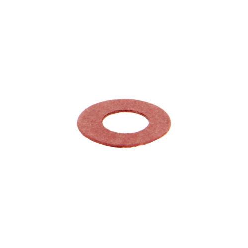 100Pcs 500Pcs Red Insulating Fiber Washer Flat Washers M4 5 6 8 10 For Screws