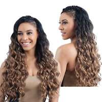 Freetress Long Finger Roll Braid 22 Crochet Synthetic Braiding Hair Extension
