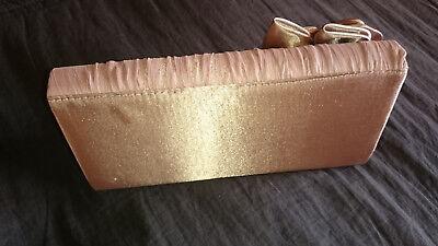 Handtasche Clutch von Graceland mit kleinen Röschen