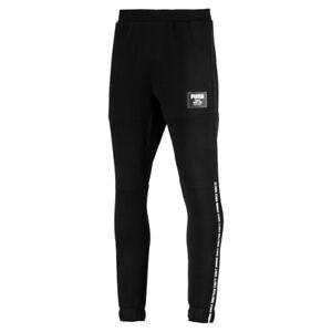 a6309045d4a7 PUMA Rebel Block Pants FL CL Cotton Black XXL