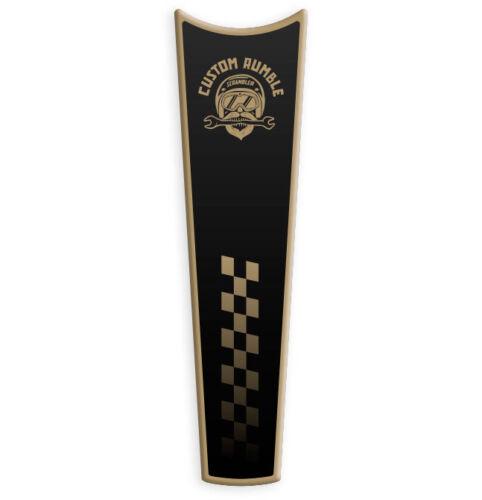 PARASERBATOIO TANK PAD DUCATI SCRAMBLER CAFÉ RACER GP-308 M