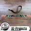 Armband-i-Love-House-Music-Wrist-Festivalband-Stoffarmband-Polyester-Band Indexbild 1