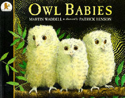 1 of 1 - Owl Babies by Martin Waddell (Paperback, 1994)
