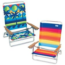 Rio Brands SC590-TS Deluxe 5 Pos Sand Chair (Discontinued by Manufacturer)