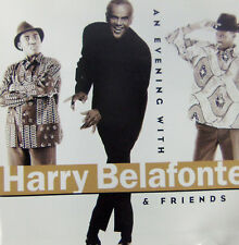 An  Evening with Harry Belafonte & Friends by Harry Belafonte (CD, Aug-1997, Island (Label))