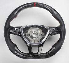 ★ CARBON LEDER-LENKRAD LENKRAD STEERING WHEEL ★ VW GOLF VII 7 ★