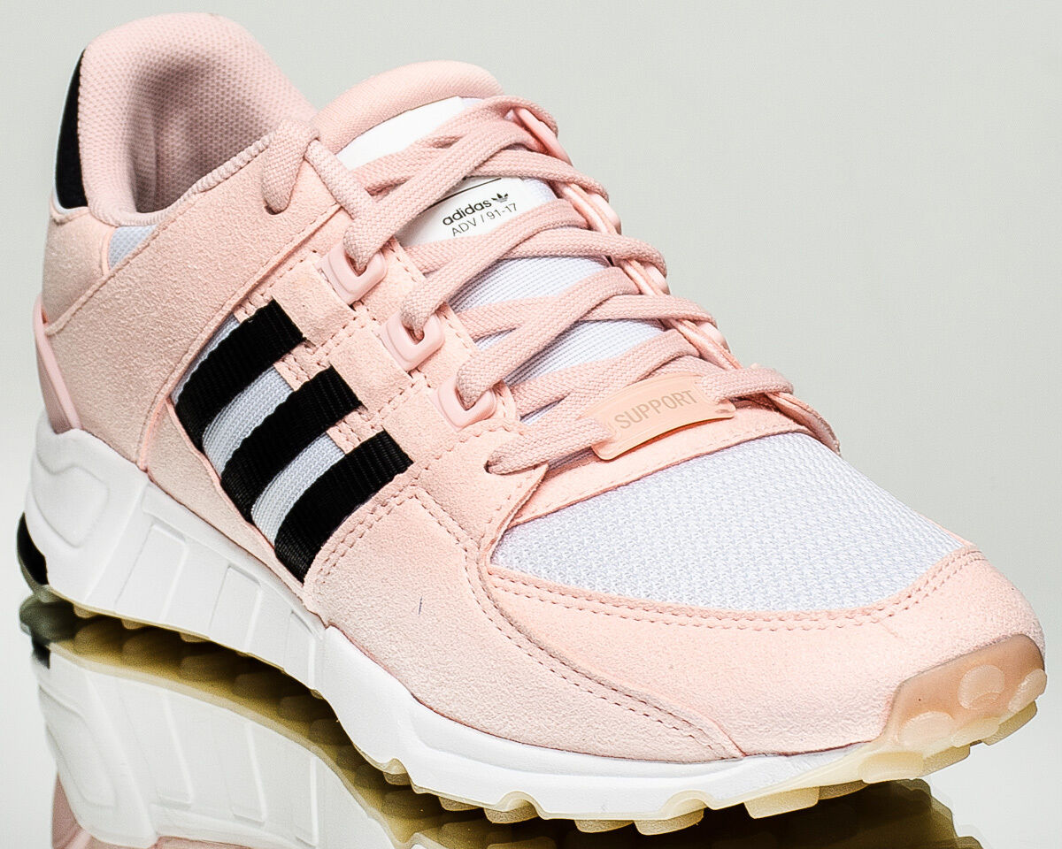 Adidas Originals WMNS EQT Support RF damen lifestyle Turnschuhe NEW Rosa BY9106