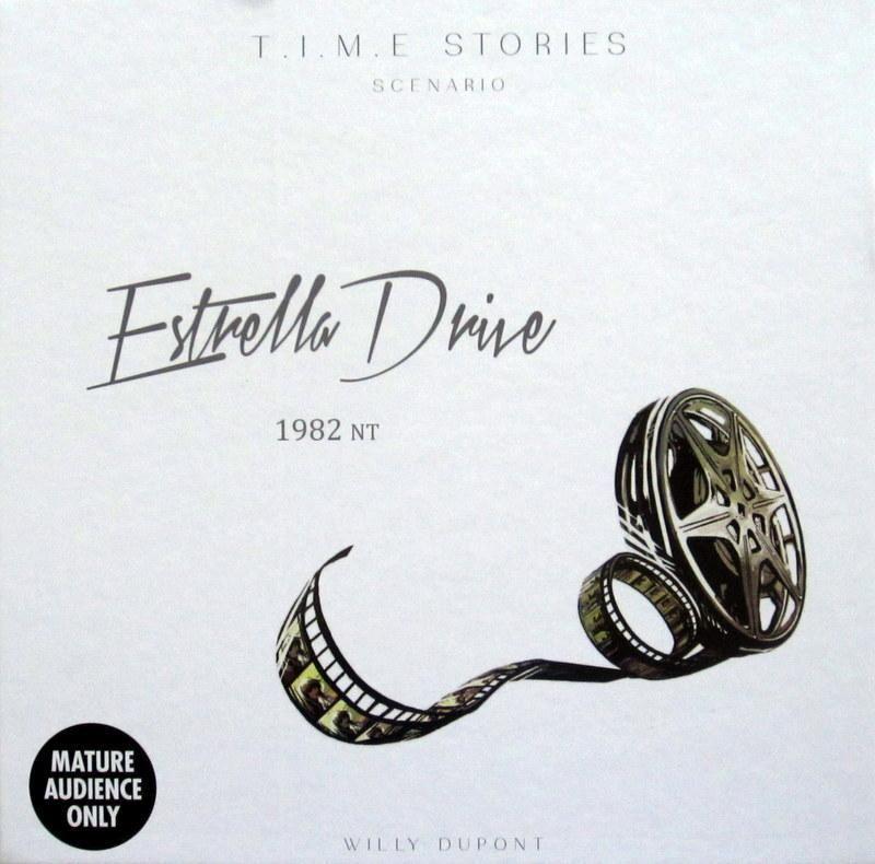 T.I.M.E Stories  Estrella Drive Drive Drive Expansion 820833