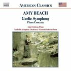 "Amy Beach: ""Gaelic"" Symphony; Piano Concerto (CD, May-2003, Naxos (Distributor))"