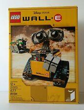 WALL-E LEGO Ideas 21303 Sealed New