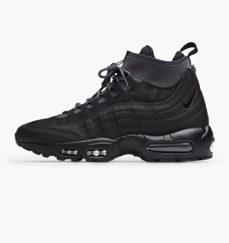 Air Winter Uk11 Nike 95 Max Black Sneakerboot anthracite 806809001 Trainers Anngqd