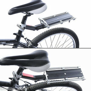 MTB-Bike-Bicycle-Seat-Post-Mount-Rear-Seat-Pannier-Racks-Rear-Carrier-Rack-Hot