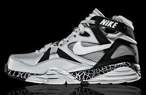 huge selection of c9088 4cca4 Image is loading Nike-Air-Trainer-Max-91-QS-NFL-Oakland-