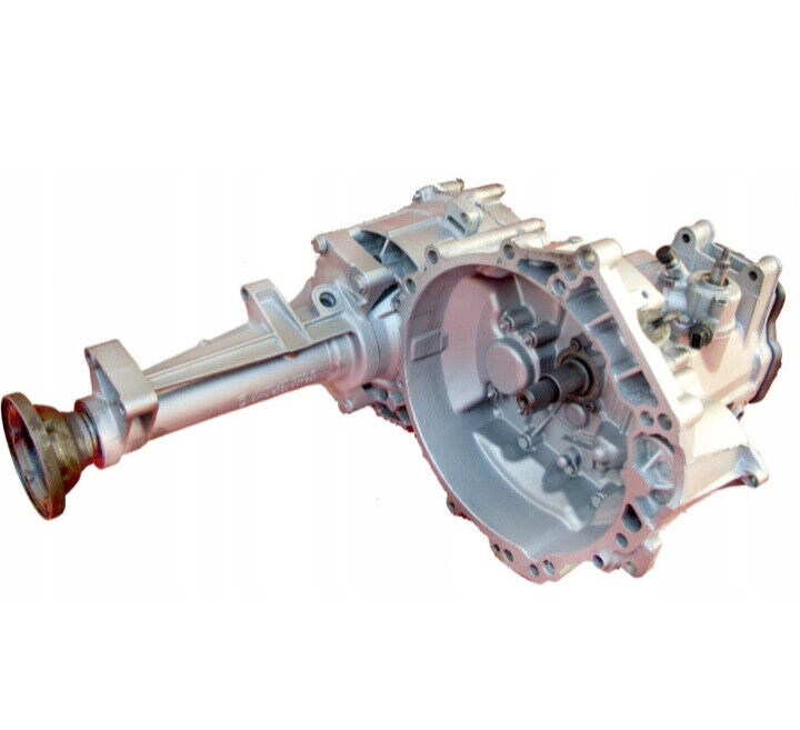 Gearkasse VW MULTIVAN T5 T6 2.0 TDi 4X4 HND